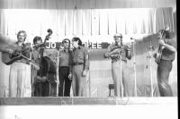 Láďa GODY Kocián v roce 1976