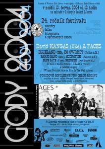 plakát Gody 2004