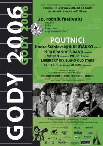 plakát Gody 2006