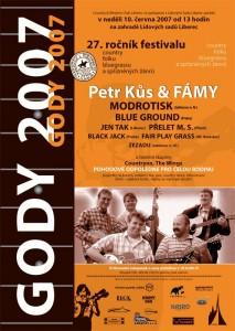 plakát Gody 2007