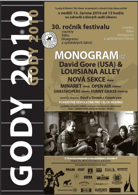 plakát Gody 2010